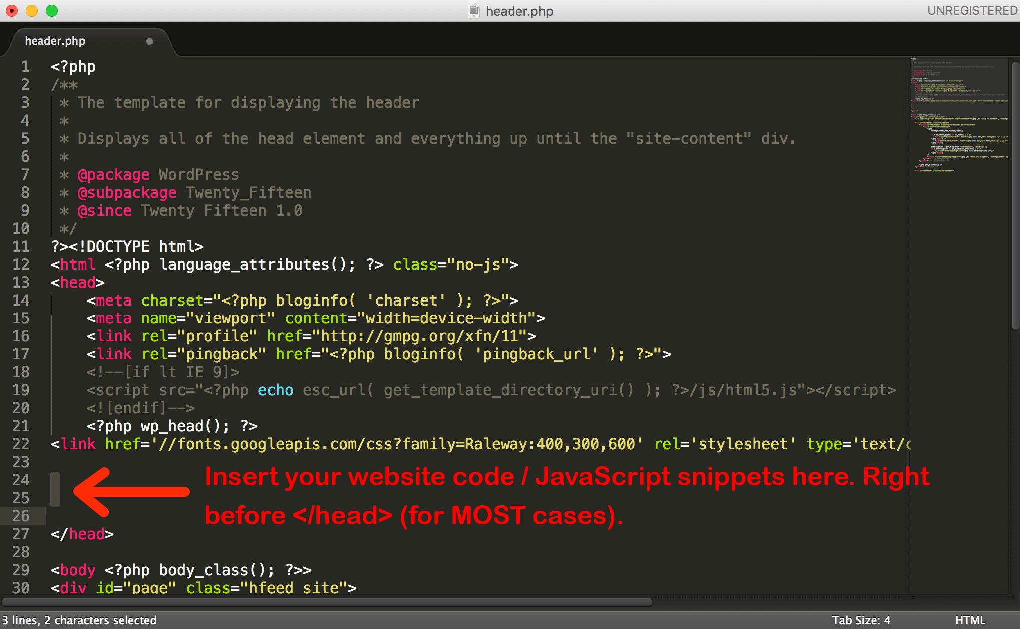 insert code here