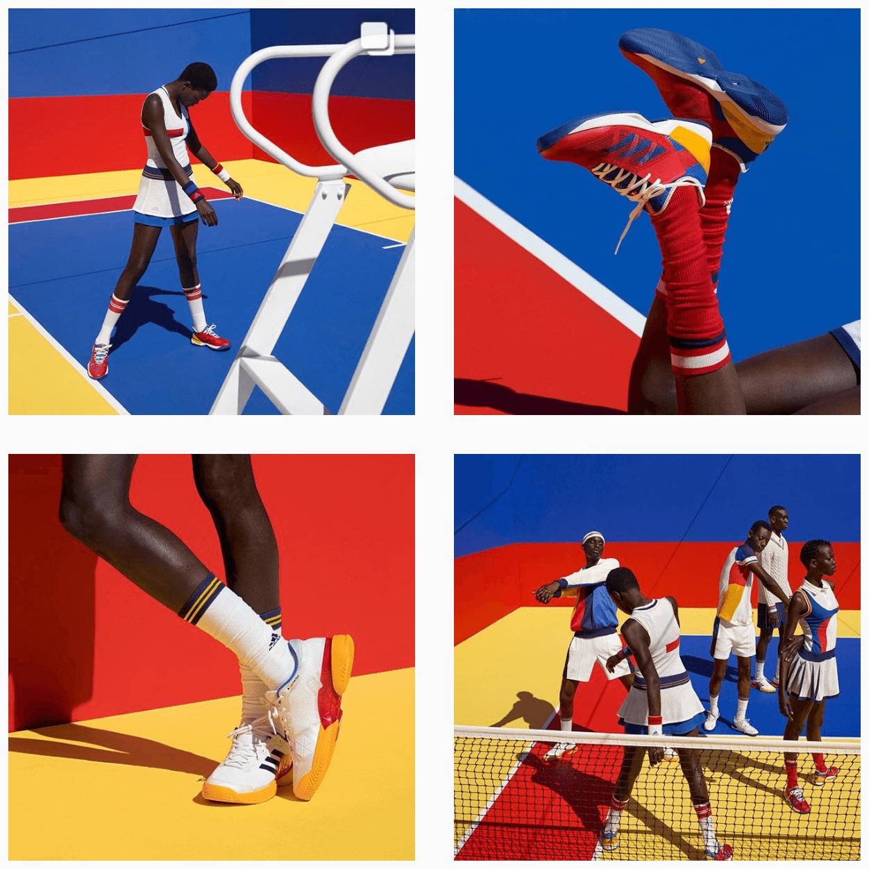 Adidas Color Harmony 2