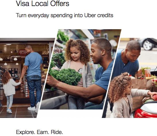 Uber Visa ad