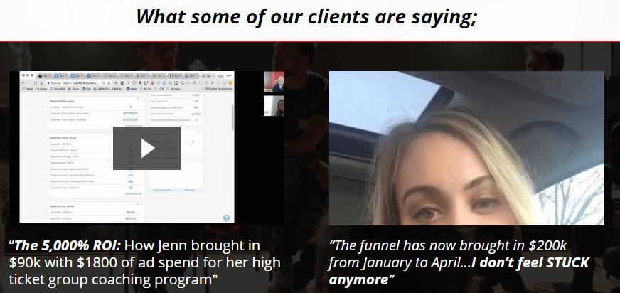 آنچه (مشتریان) می گویند
