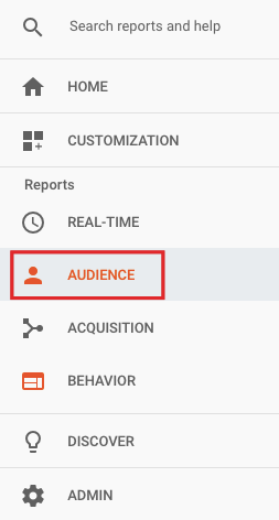 audience behavior