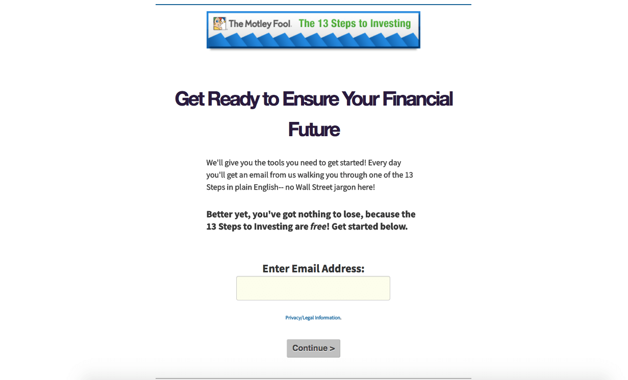 Get ready to ensure your financial future