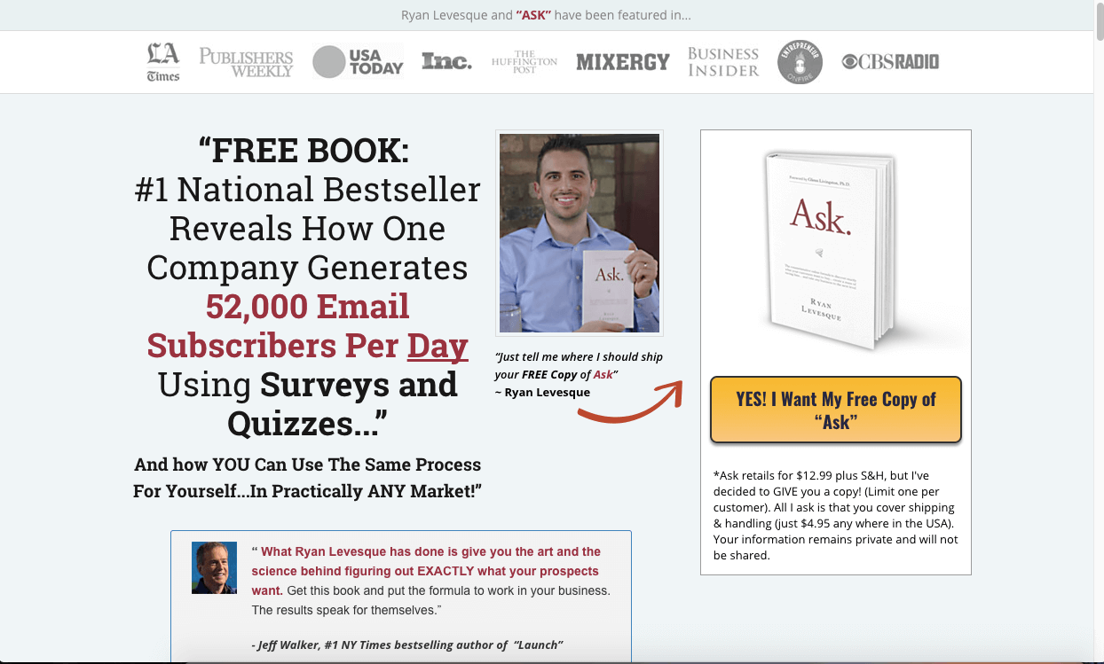free book ask