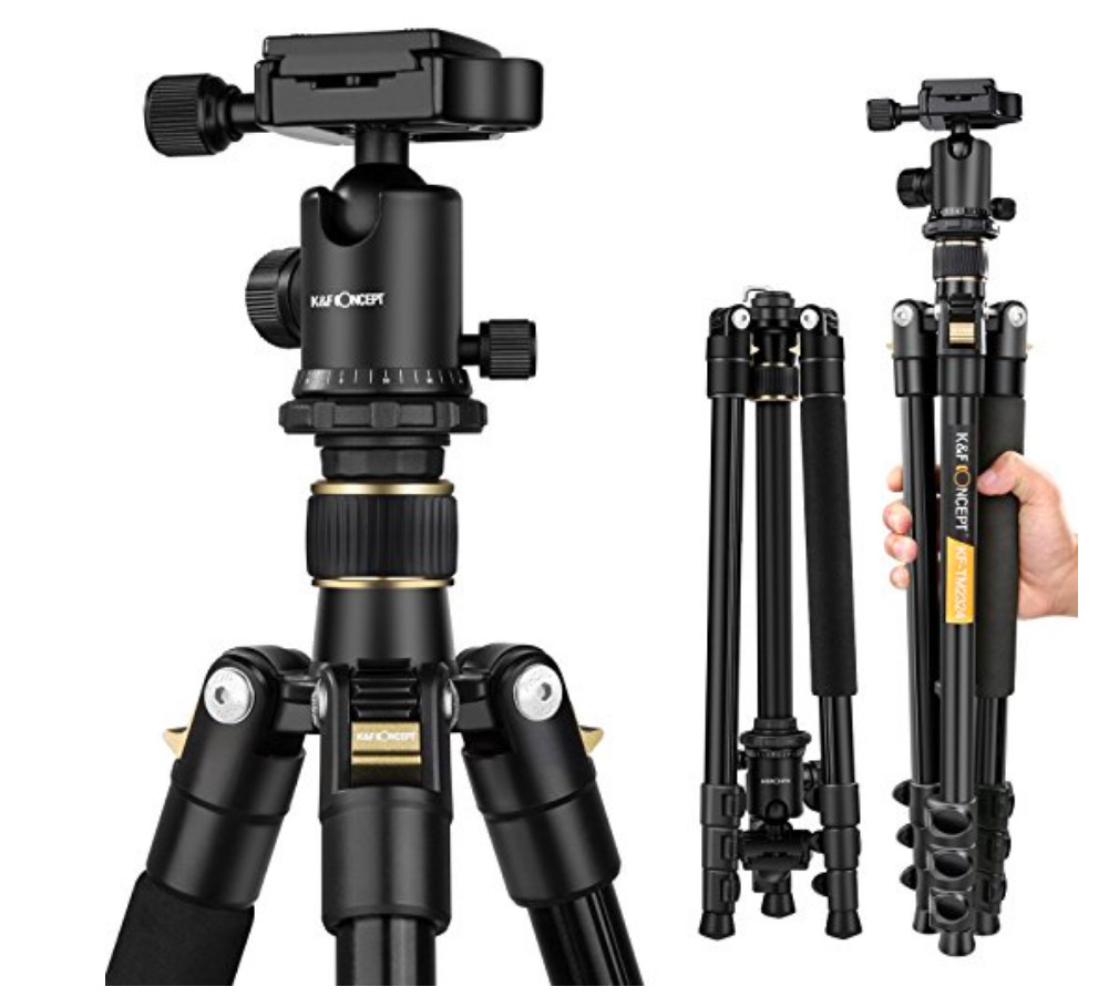 good tripod for shooting product photos