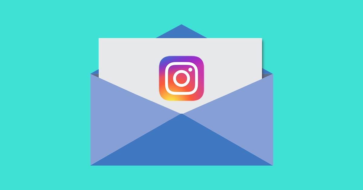 instagram email