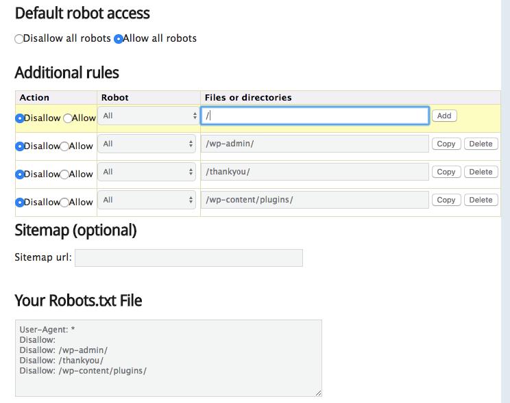 google index tools seobook