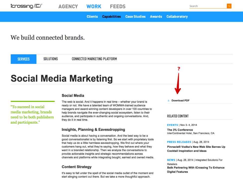 cta buttons social media marketing