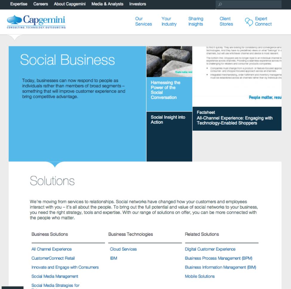 cta buttons social business