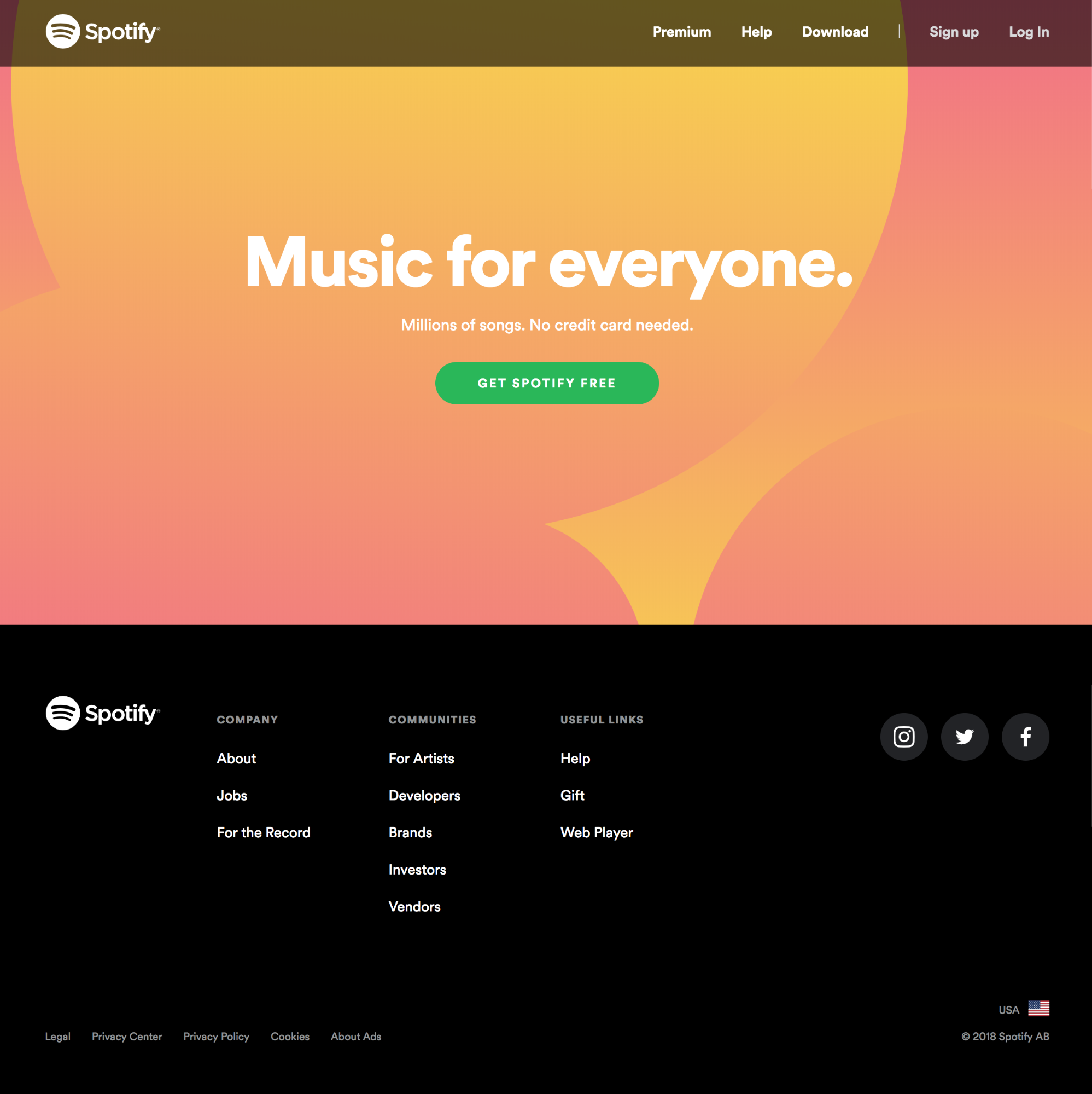 landing-page-essentials-spotify