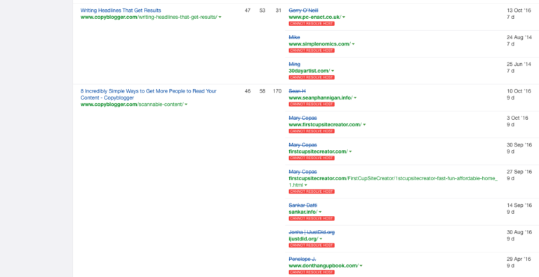 quality backlinks examples
