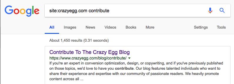 crazy egg contribute quality backlinks