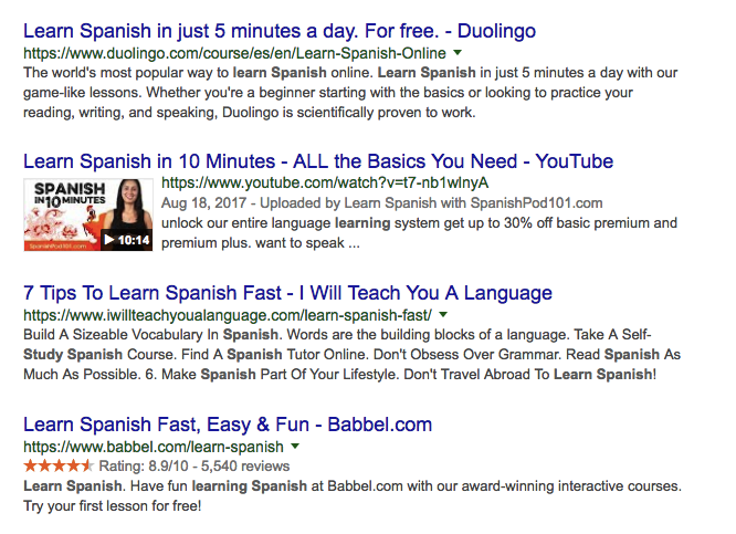 how to learn spanish