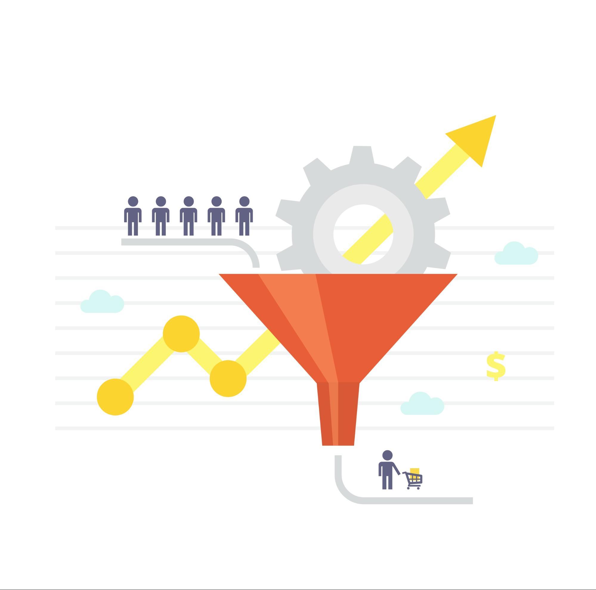 Customer Sales Funnel Using CrazyEgg