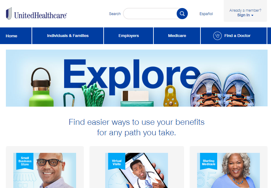 best-homepage-united-healthcare