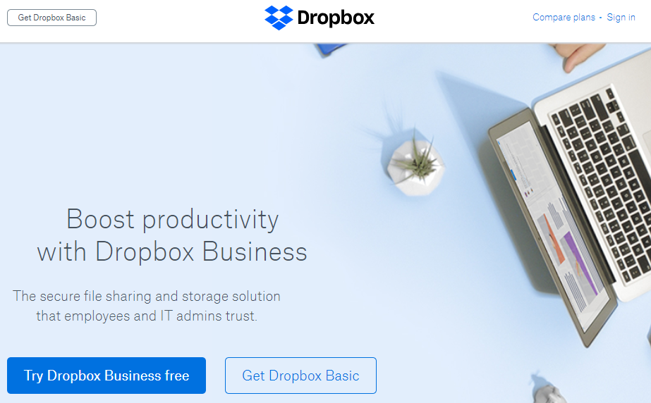 best-homepage-dropbox
