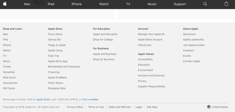 best-website-layouts-apple