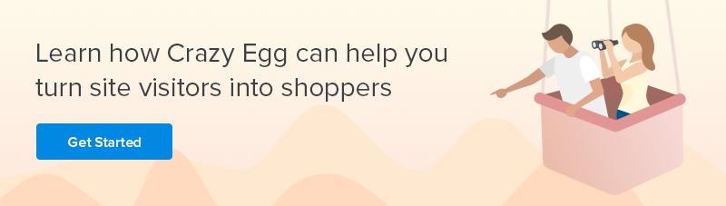 crazy egg for ecommerce