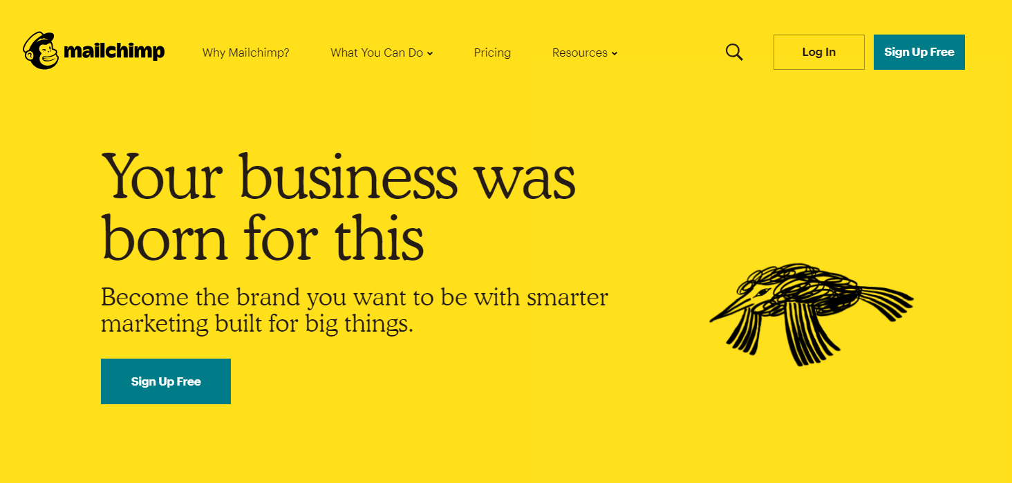 user-experience-design-mailchimp