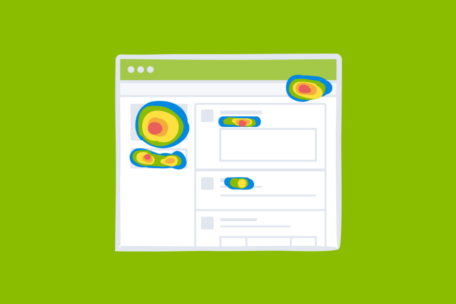How to Interpret and Use Clickmaps to Improve Your Website's UX