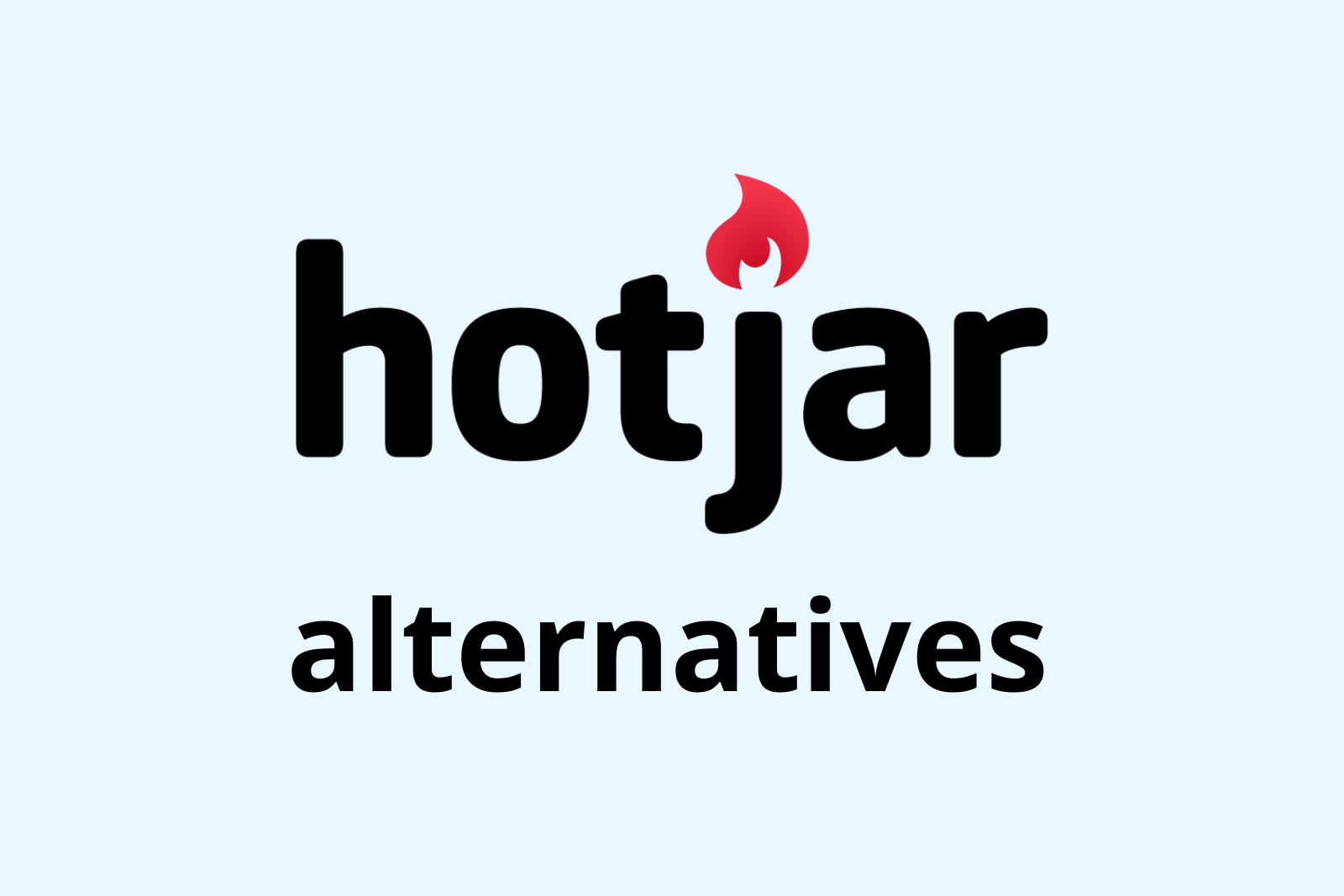 hotjar alternatives