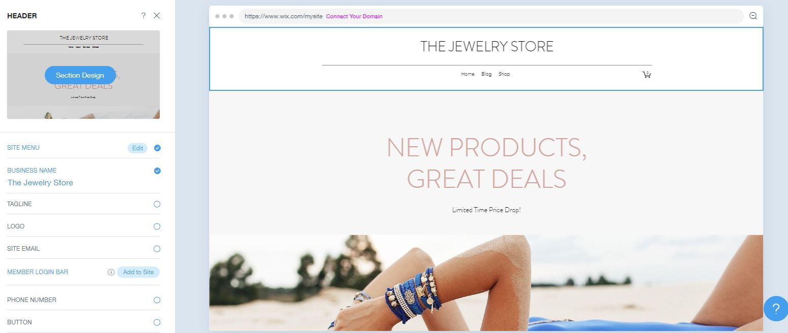 How to Create an Ecommerce Website in 15 Minutes