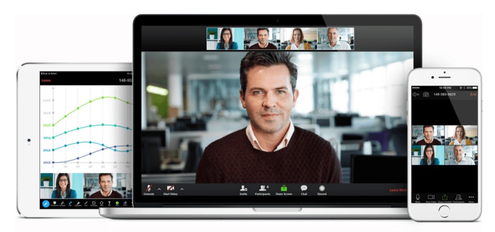 RingCentral's video conferencing tool