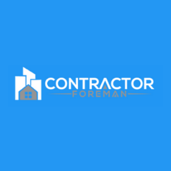 Contractor Foreman Logo