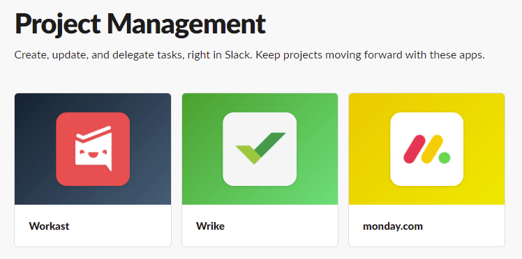 How to Integrate Project Management Into Slack