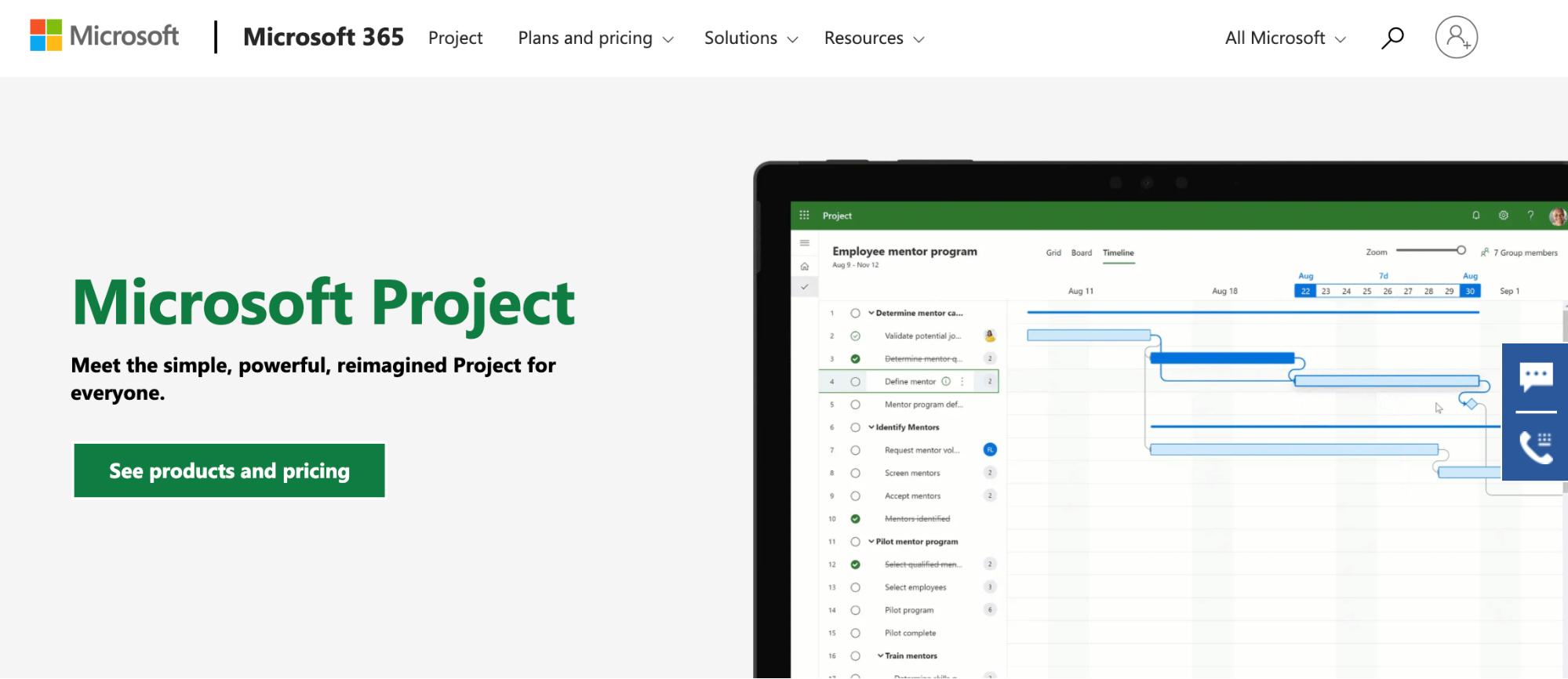 Microsoft Project Management Software Review