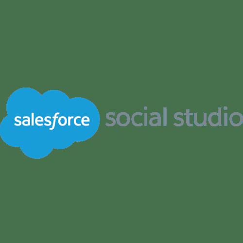 Salesforce Social Studio logo