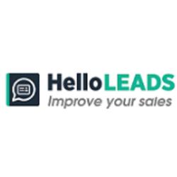 لوگوی HelloLeads