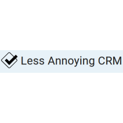 Less Annoying CRM logo